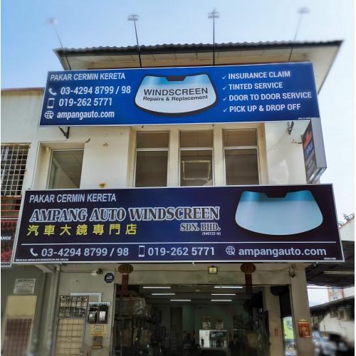 Ampang Auto Windscreen Sdn Bhd