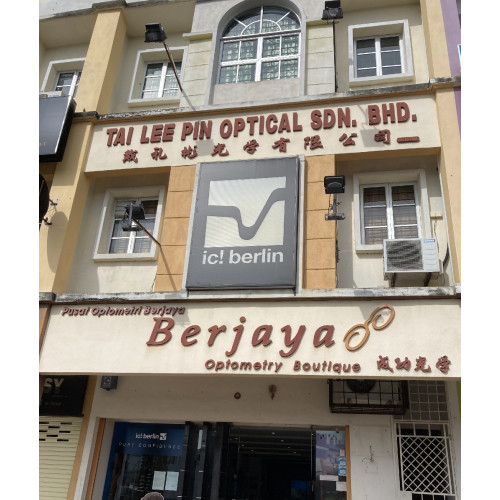 Berjaya Optometry Boutique