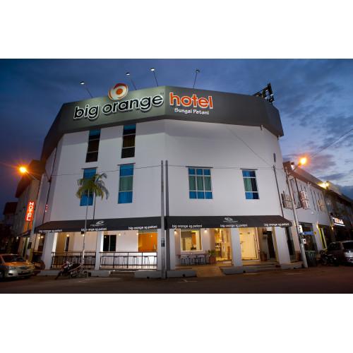 Big Orange Hotel (Sungai Petani)