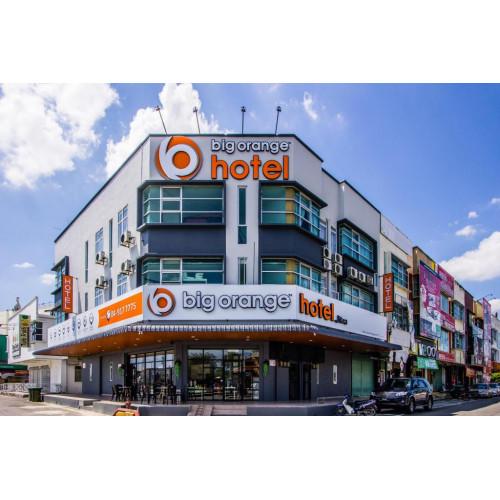 Big Orange Hotel (Jitra)