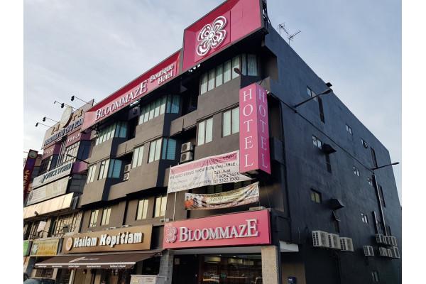 Bloommaze Boutique Hotel - Klang
