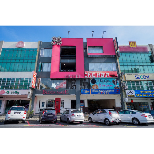 Bloommaze Boutique Hotel - Puchong