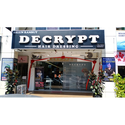 Decrypt Hairdressing