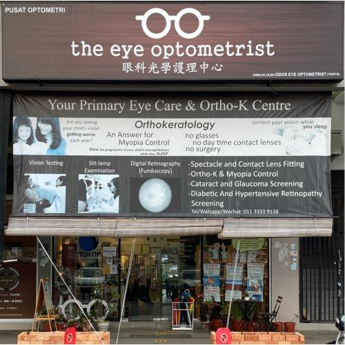 The Eye Optometrist