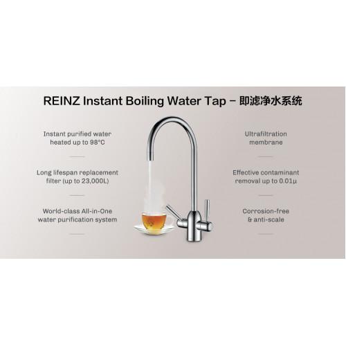 REINZ Instant Boiling Water Tap - 即滤净水系统