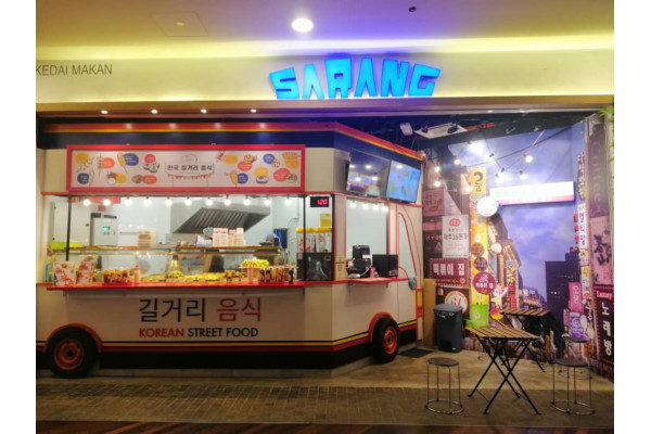 Sarang Street Food