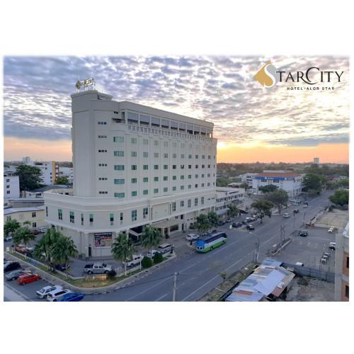 Starcity Hotel Alor Setar