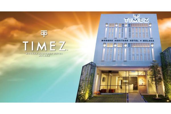 Timez Modern Heritage Hotel Melaka