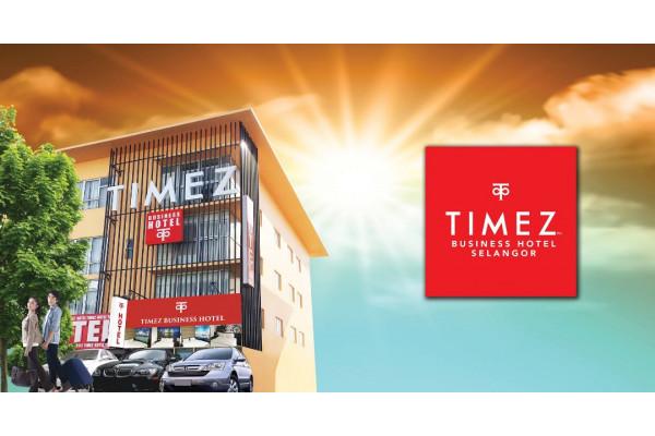 Timez Business Hotel Cheras