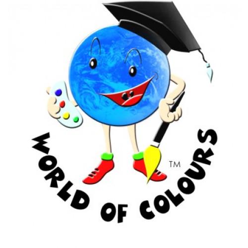 World of Colours (Children Art Craft School)